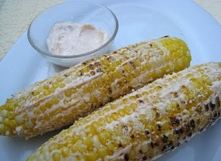 EatingWell Wednesday: Mexican Grilled Corn on the Cob