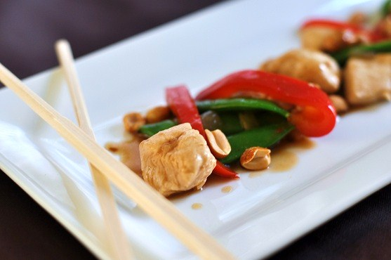 Post image for Easy Chicken Recipes: Skinny Kung Pao Chicken or Tofu