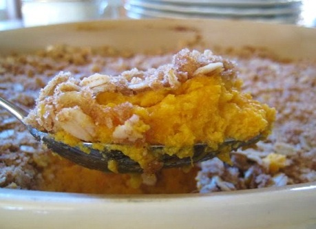 Post image for Cornbread Stuffing and Sweet Potato Casserole for ...