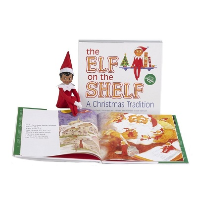 Post image for Please Welcome Randy Owen: Our Christmas Elf on the Shelf
