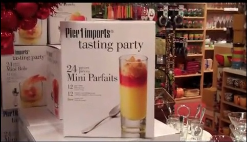 Post image for Pier 1 Imports Tasting Party, Housewares & What I Would Haul Home