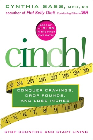 Post image for Cinch! Conquer Cravings, Drop Pounds, and Lose Inches: A Review