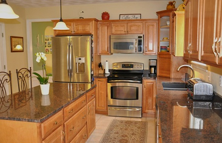 Home For Sale In Rhode Island Kitchen Tour Savor The Thyme Food Family And Lifestyle