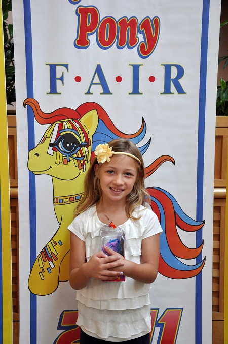 A Date to The My Little Pony Fair