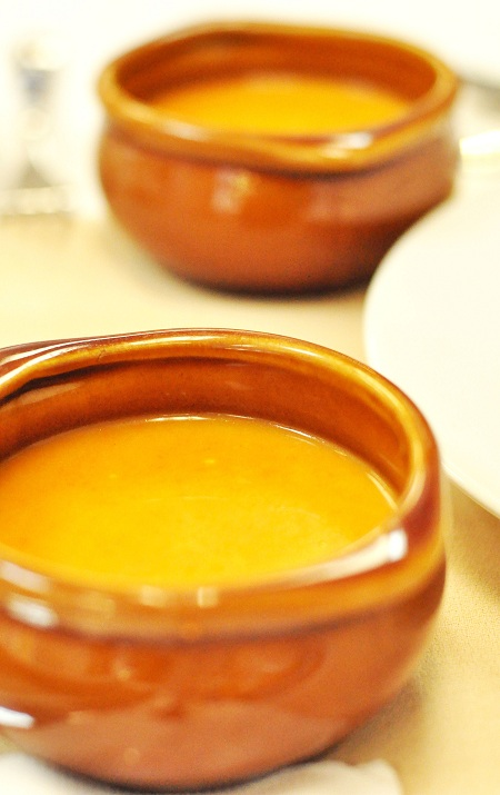 Post image for Carrot Apple Soup Recipe & Lunch Bootcamp with Chop Chop Magazine