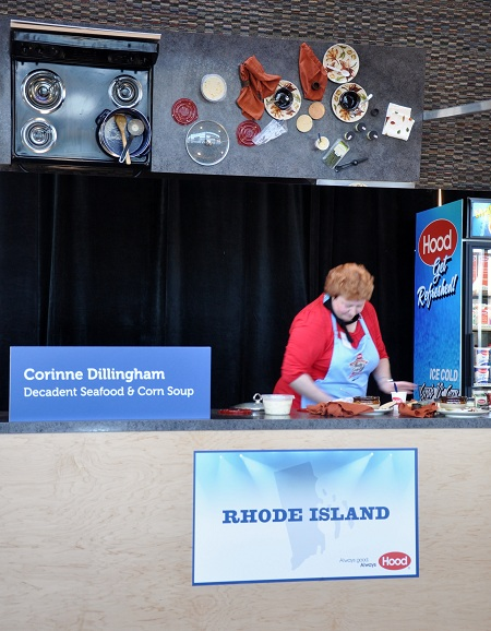The Hood New England Dairy Cook Off 2011 In Portland