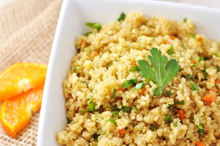 quinoa pilaf recipe ray terry s kitchen cranberry pecan quinoa pilaf ...