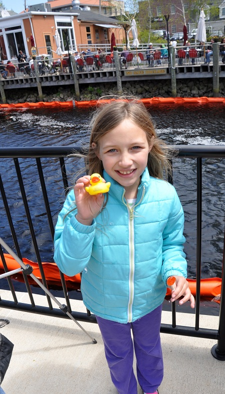 Post image for A Day In The Life: Quack, It's The Pawcatuck River Duck Race