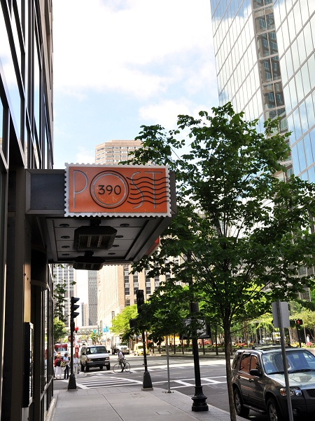 Post image for A Day In The Life: Lunch at Post 390 in Boston