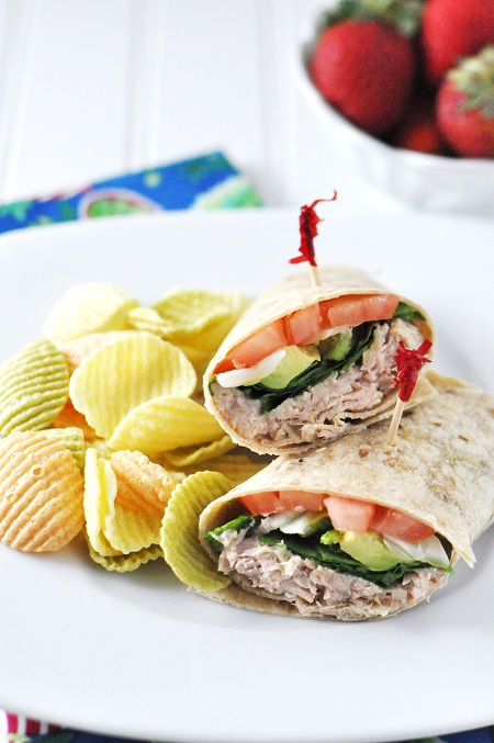 Post image for CVS ExtraCare Rewards: Purse to Plate Series – A Divine Tuna & Avocado Wrap