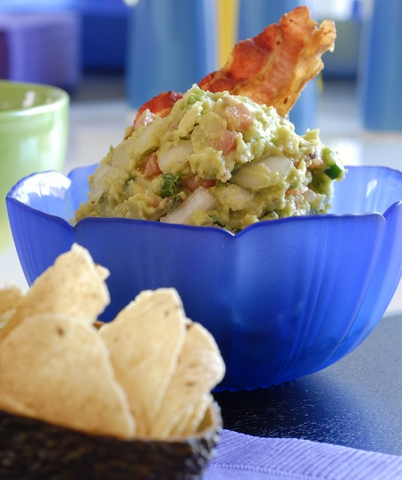 Post image for Holy Moly, It's Bacon Guacamole: Cinco de Mayo Recipes
