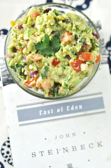 Post image for A Non-Fictional Tale: Italian Dressing Guacamole Recipe Straight Out of Texas