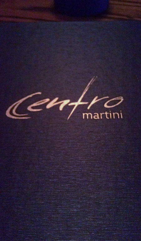 Post image for A Day In The Life: Date Night at Centro Martini in East Greenwich
