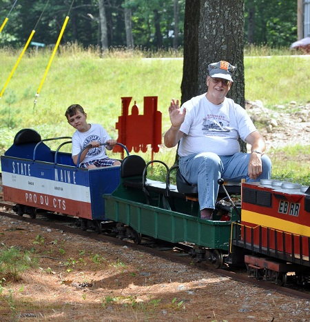 Post image for A Day in The Life: Hartmann Model Railroad Museum & The Partridge Family in New Hampshire