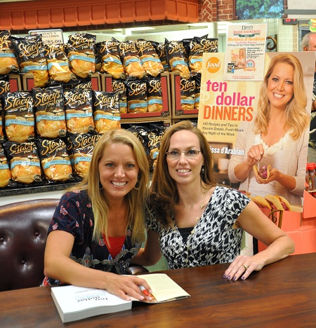 Post image for A Day In The Life: Hanging with Melissa D'Arabian on her CookBook Signing Tour