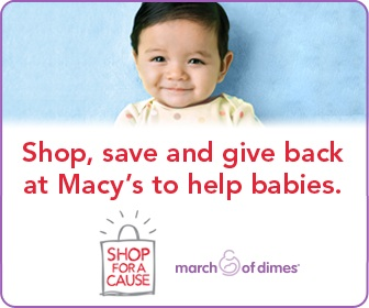 Post image for Macy's Shop for a Cause: Kitchen Essentials Shopping List