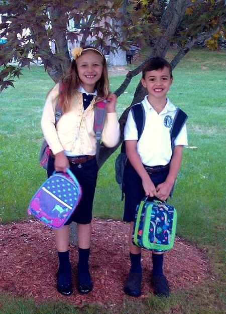 Wordless Wednesday: Back to School 2012