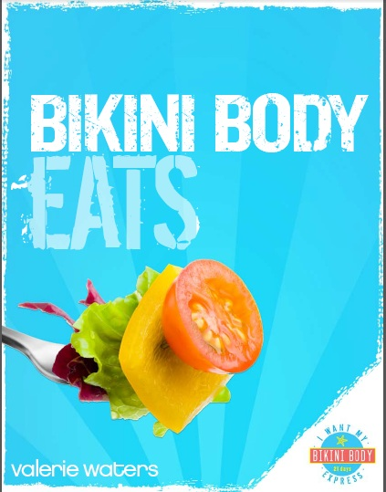 Post image for I Want My Bikini Body Express by Valerie Waters Review & Results