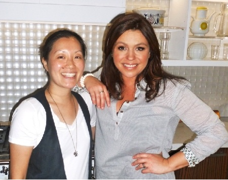 Post image for Ziploc Winner Travels to the Big Apple in Style to Meet Rachael Ray: Guest Blog Post By: Sharon Wong