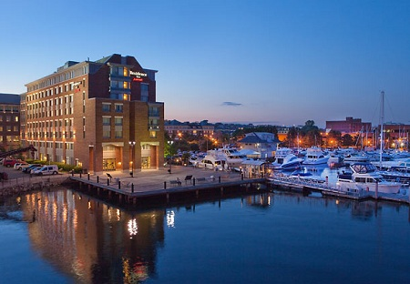 Post image for A Day In The Life: Residence Inn Boston Harbor on Tudor Wharf Part 1
