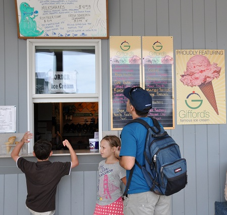 A Day In The Life: Thunder Creek at the Dinosaur Place & Nature's Art