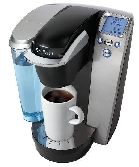 Post image for A Keurig Platinum Brewing System Giveaway to Celebrate Coffee Day!