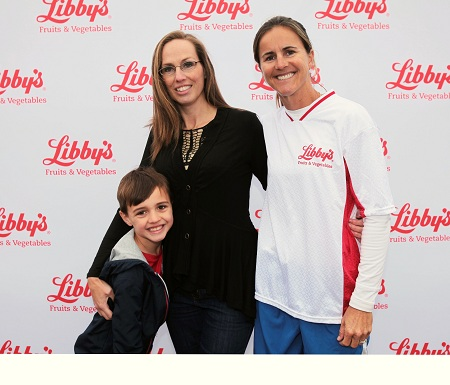 Post image for Kicking Soccer Balls with Brandi Chastain & Libby's Table Giveaway