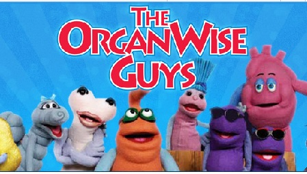 Post image for Introducing the OrganWise Guys: Eating Healthy & Exercising IS Fun!