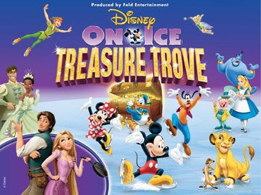 Post image for Holiday Traditions: Disney On Ice presents Treasure Trove & Giveaway!!