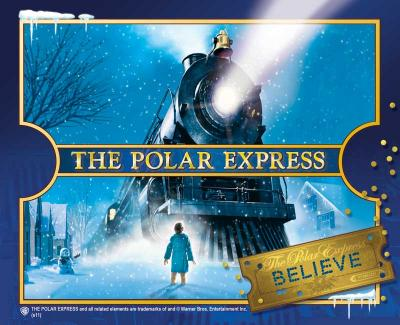 Post image for Hot Chocolate & Pajama's on The Polar Express