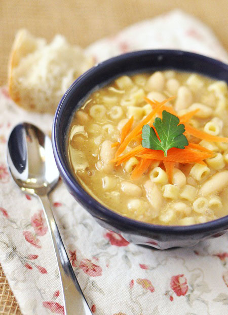 Lentil_Bean_Noodle_Soup_Recipe_1