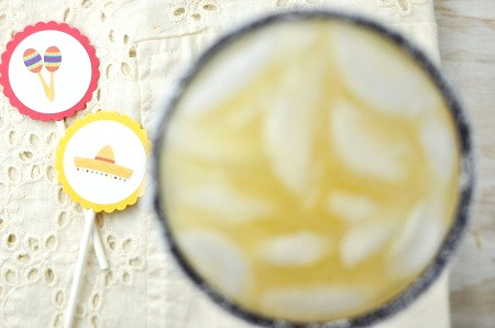 Agave Nectar Margarita Recipe — Savor The Thyme - Food, Family and ...