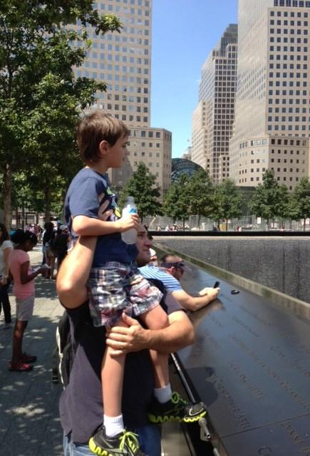 World Trade Center and #911 Memorial