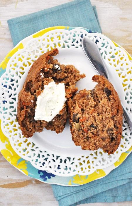 Trail Mix Muffin Recipe