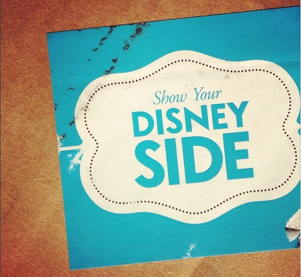 Our Disney Side Party @Home Celebration Kit! (#disneyside)