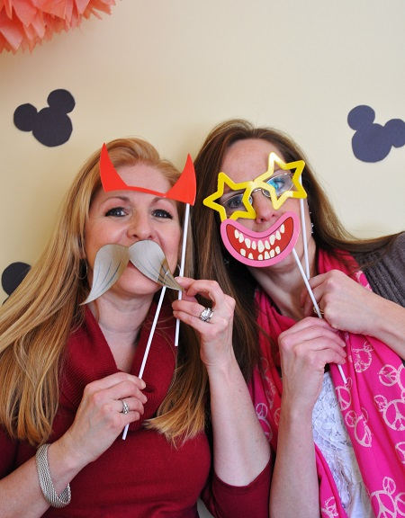 Post image for Our Disney Side @Home Celebration: Game Day & Photo Booth