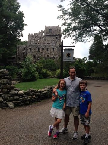Post image for A Trip to Gillette Castle in Connecticut