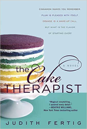 Summer reading: Devouring 'The Cake Therapist'