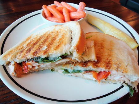 Eating On The Go: Corner Bakery Cafe