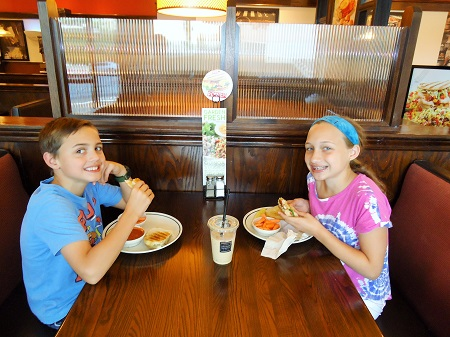 Eating On The Go: Corner Bakery Cafe