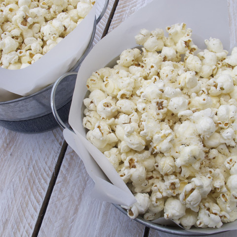 Zesty Parmesan Ranch Popcorn Recipe