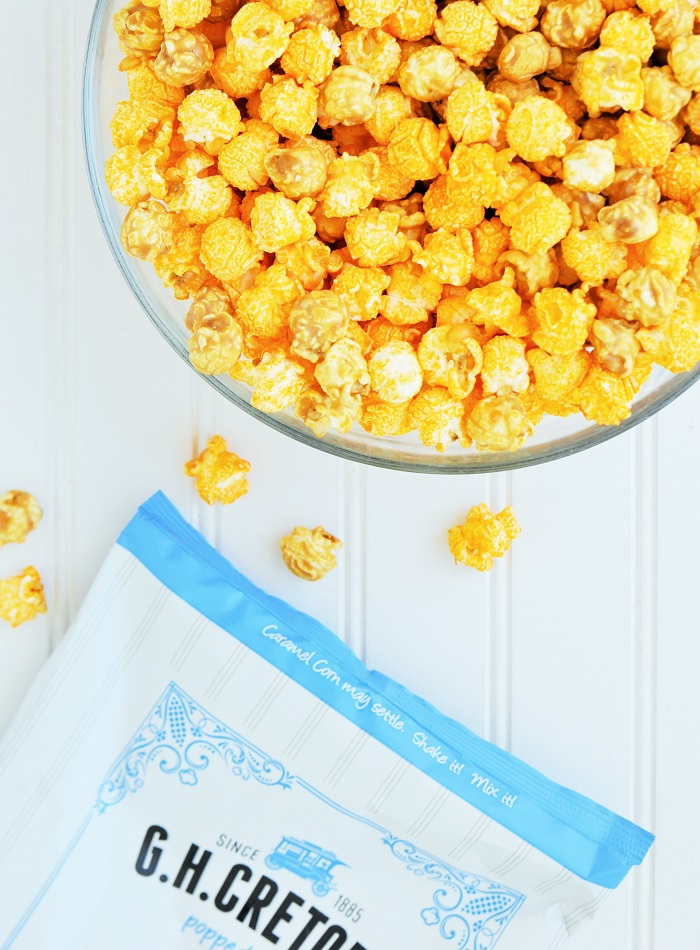 Movie Night & Obsessively Delicious Popcorn