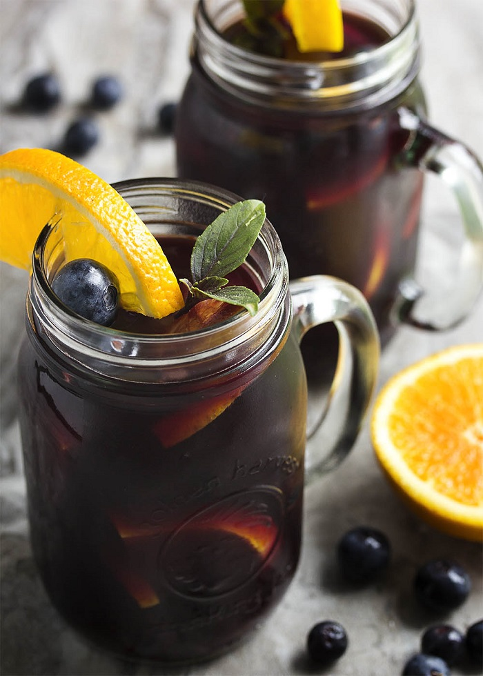 8 Iced Refreshing Summer Sangria Recipes